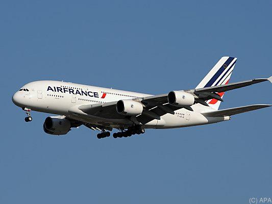 Air France will mehr als 7.500 Stellen abbauen