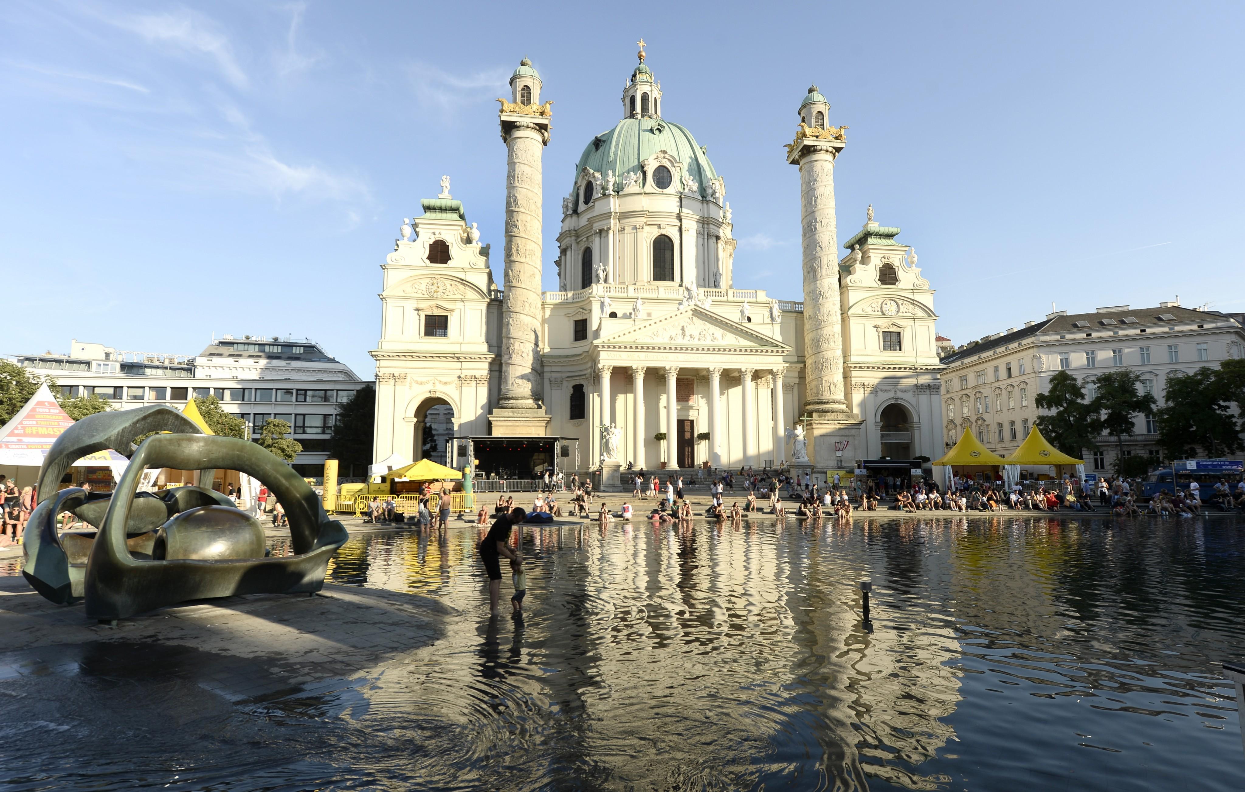 Wiener Popfest 2020 bespielt nur die Karlskirche