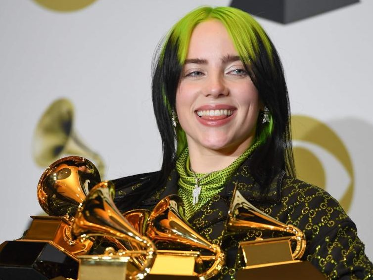 Billie Eilish: Fast in Therapie wegen Justin Bieber