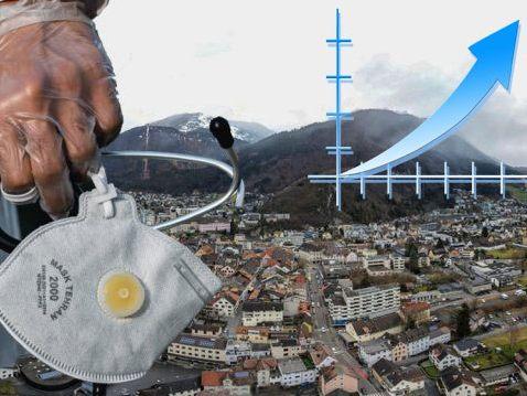 Corona Fälle Vorarlberg