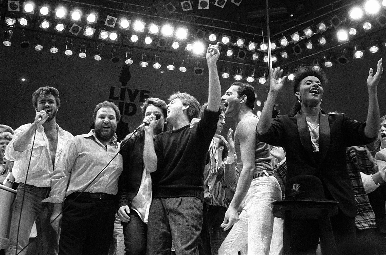 Das größte Konzert der Rockgeschichte - 35 Jahre Live Aid