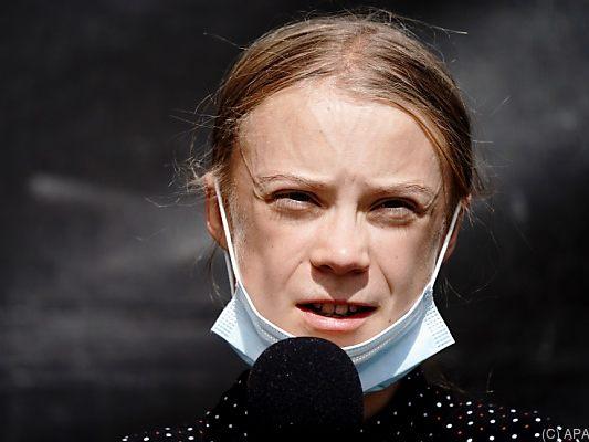 Greta Thunberg drückt wieder die Schulbank