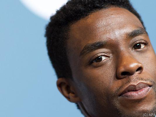 US-Schauspieler Chadwick Boseman gestorben