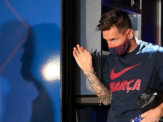 Der Argentinier hat sich entschlossen zu gehen