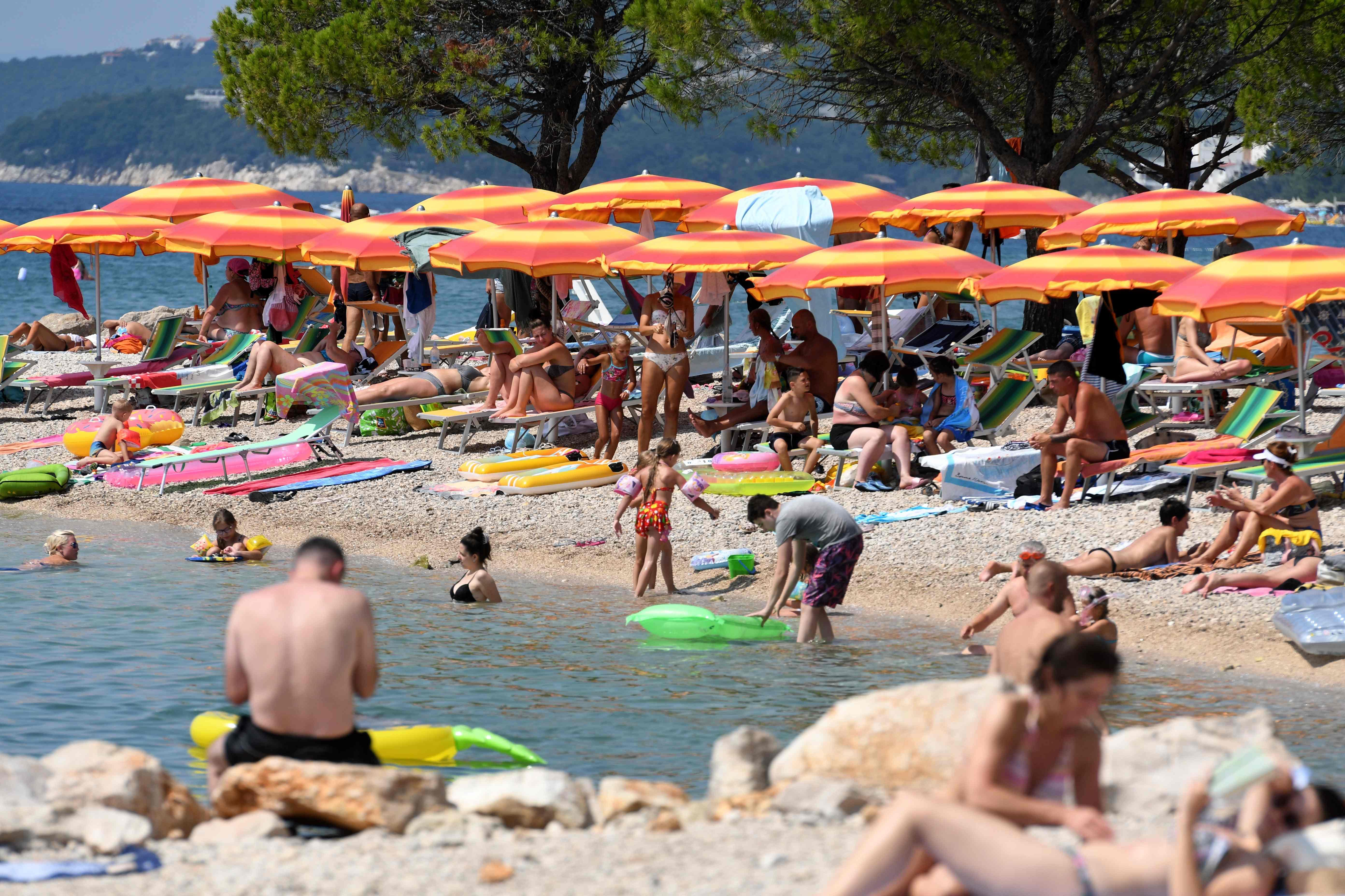 Außenamt erteilt partieller Reisewarnung für Kroatien Absage