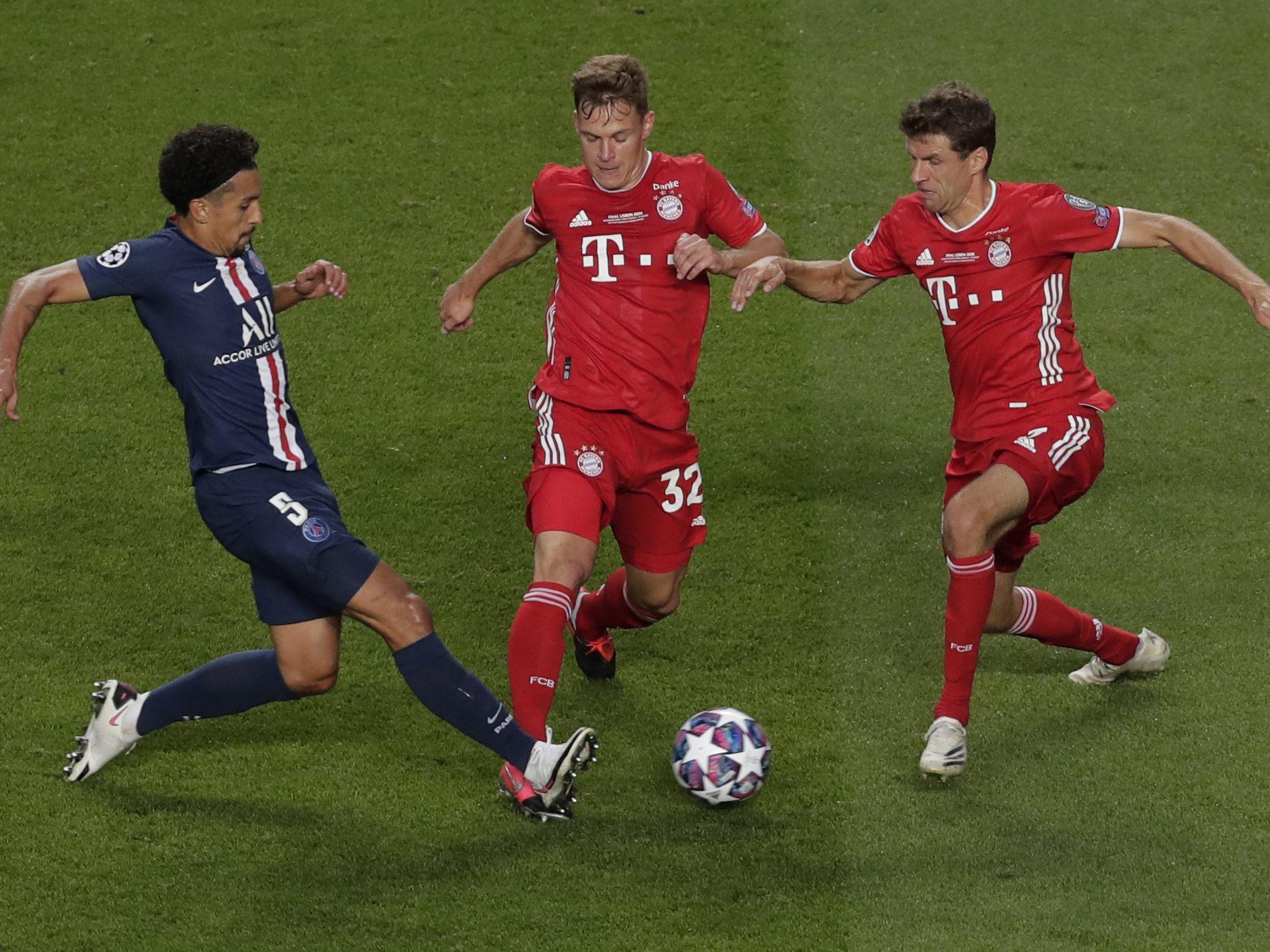 PSG und Bayern auf Triple-Jagd: Finale verspricht Spektakel - Fussball --  VOL.AT