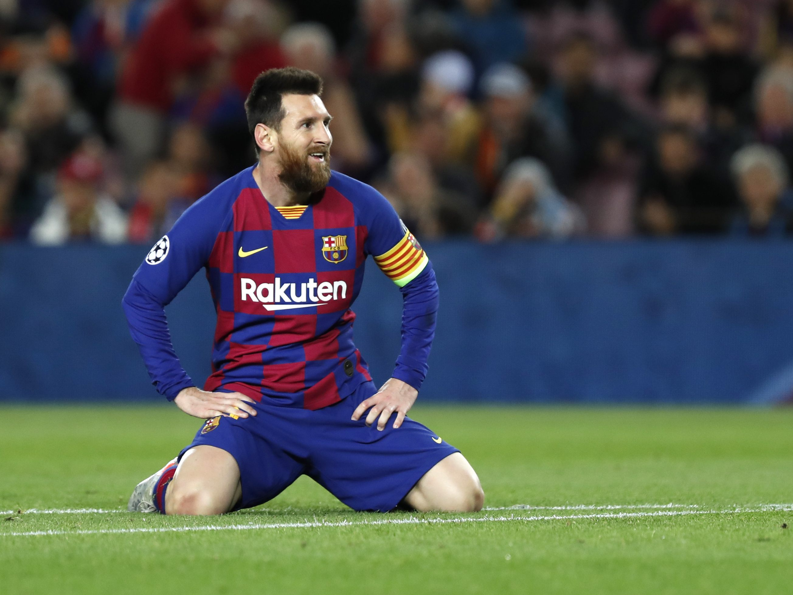 Messi Verein