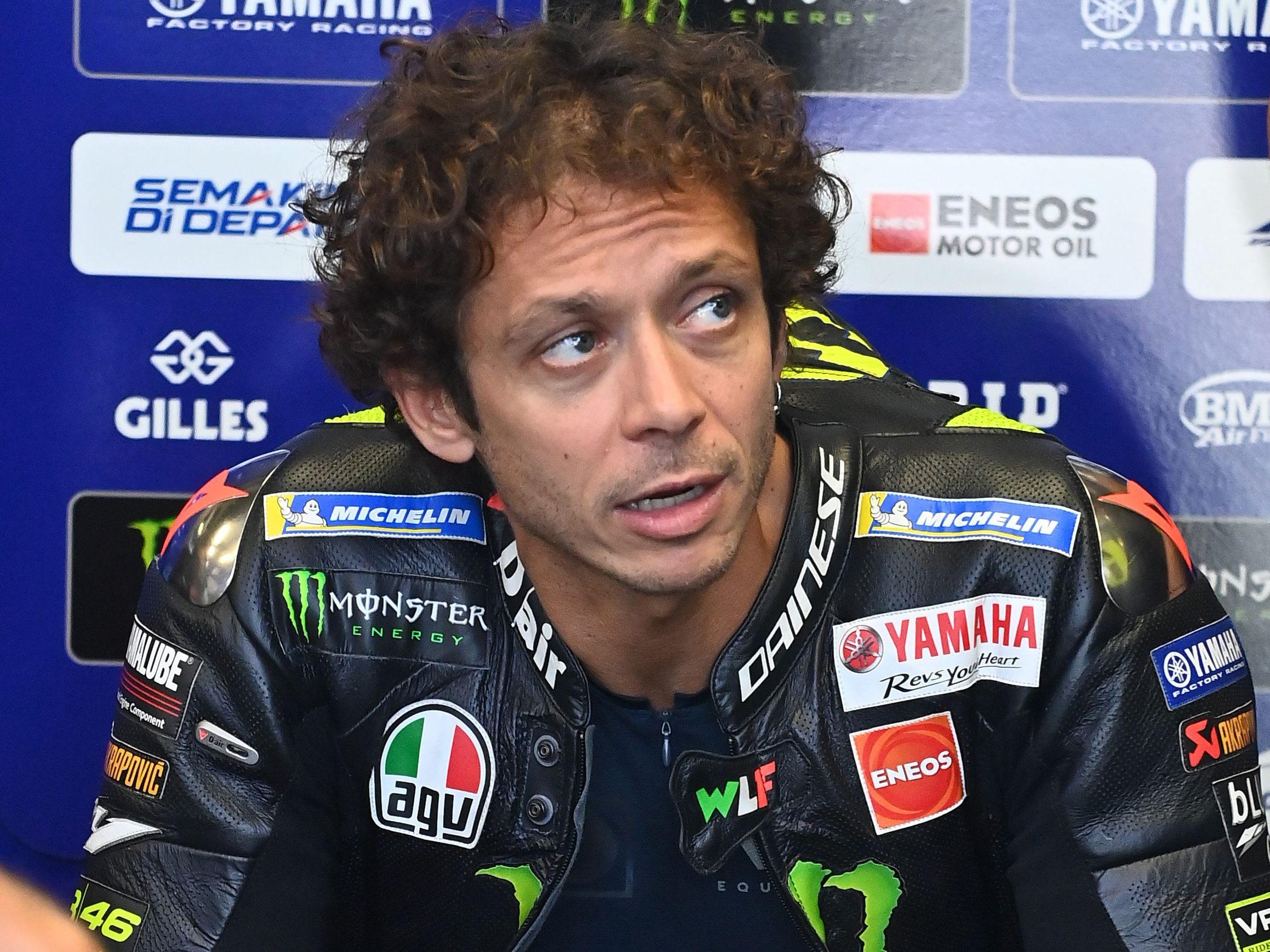 Motogp Nach Mega Crash In Spielberg Das Sagt Valentino Rossi Sport Vol At Vol At
