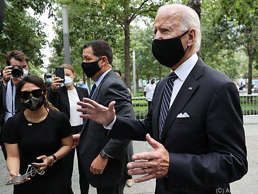 Presse: Bloomberg will Biden mit 100 Millionen Dollar unterstützen