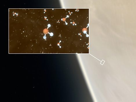Anzeichen für Leben auf der Venus entdeckt