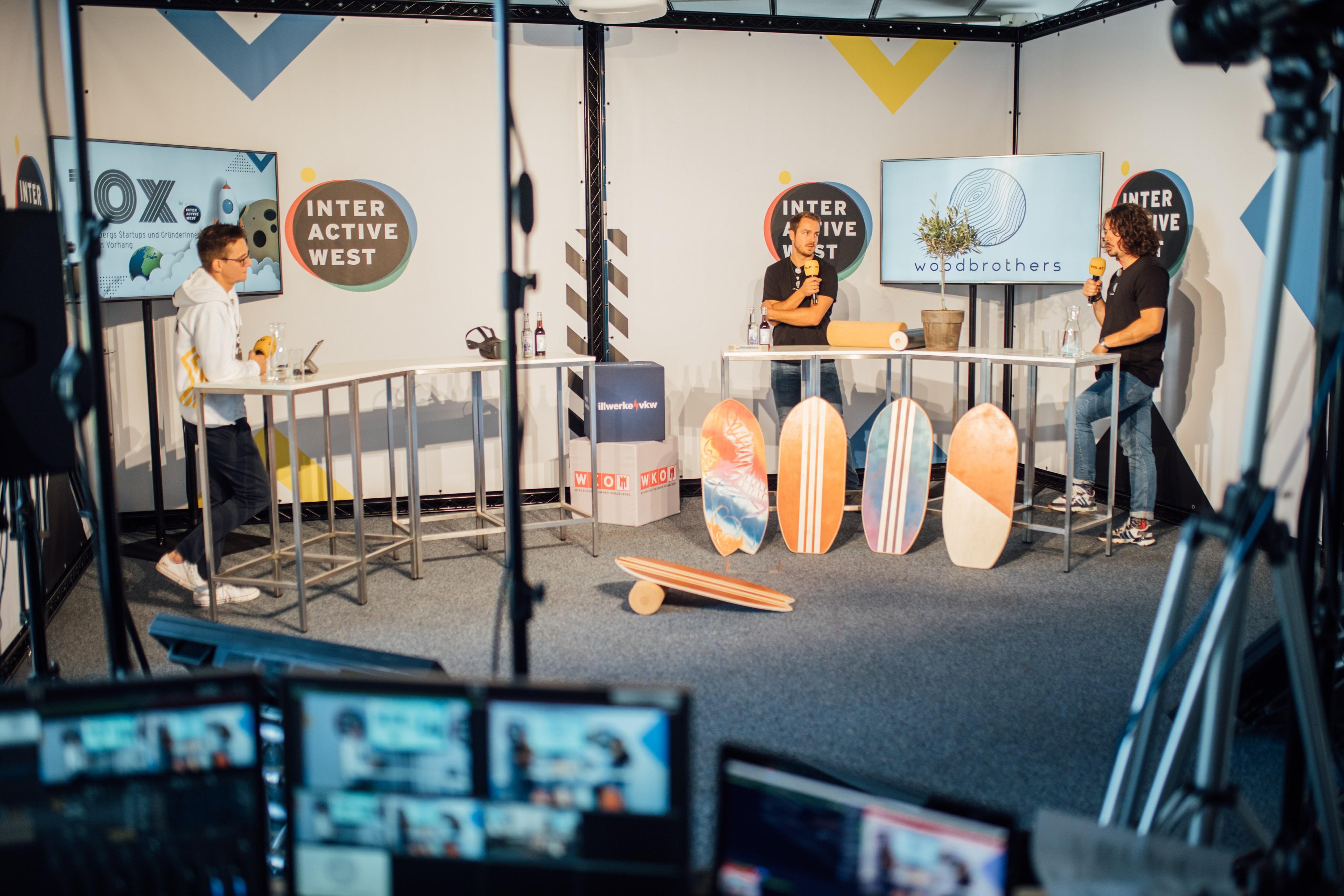 10x by IAW bietet Vorarlberger Start-ups eine Bühne