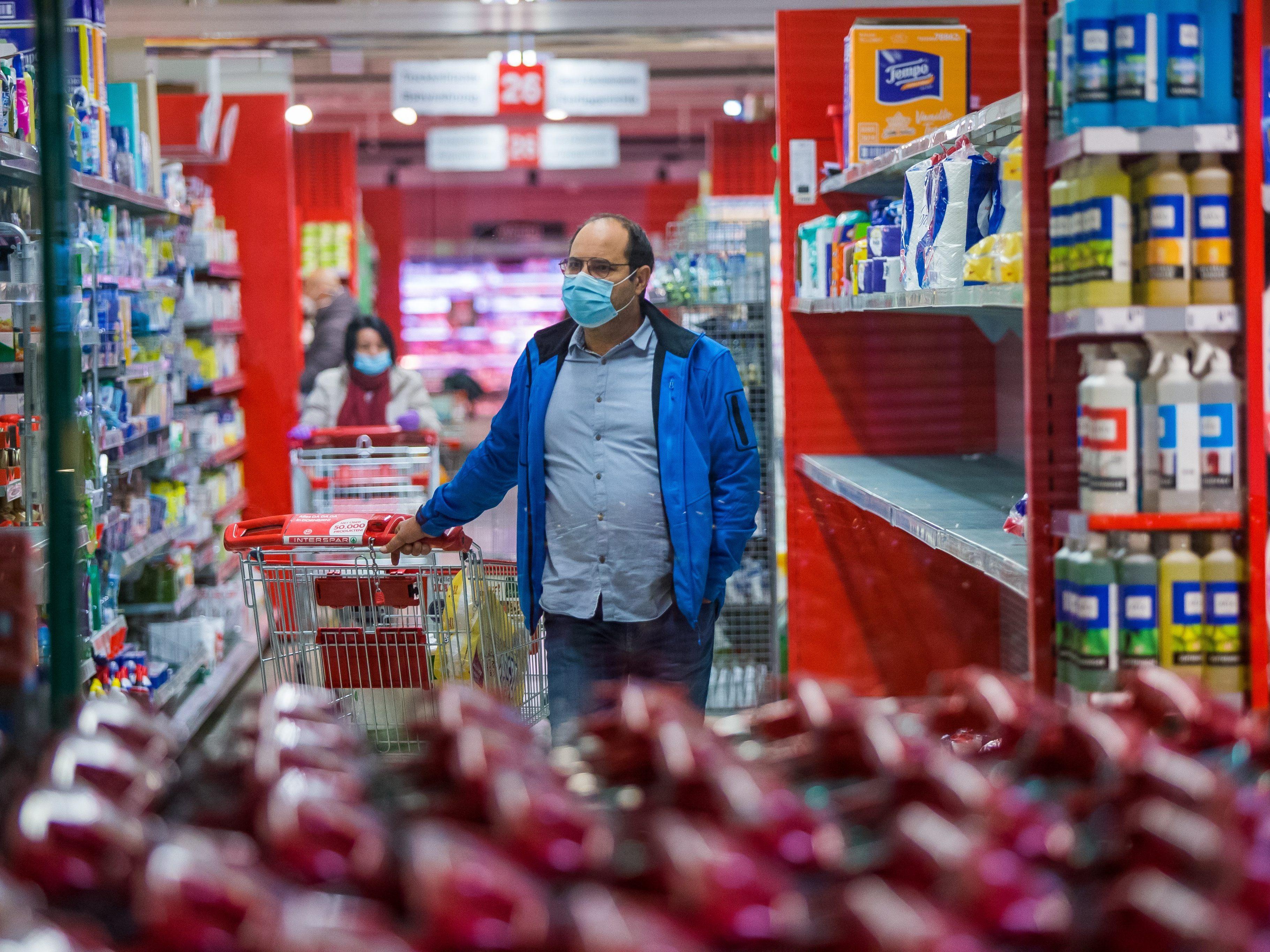 Supermarkt Schließung