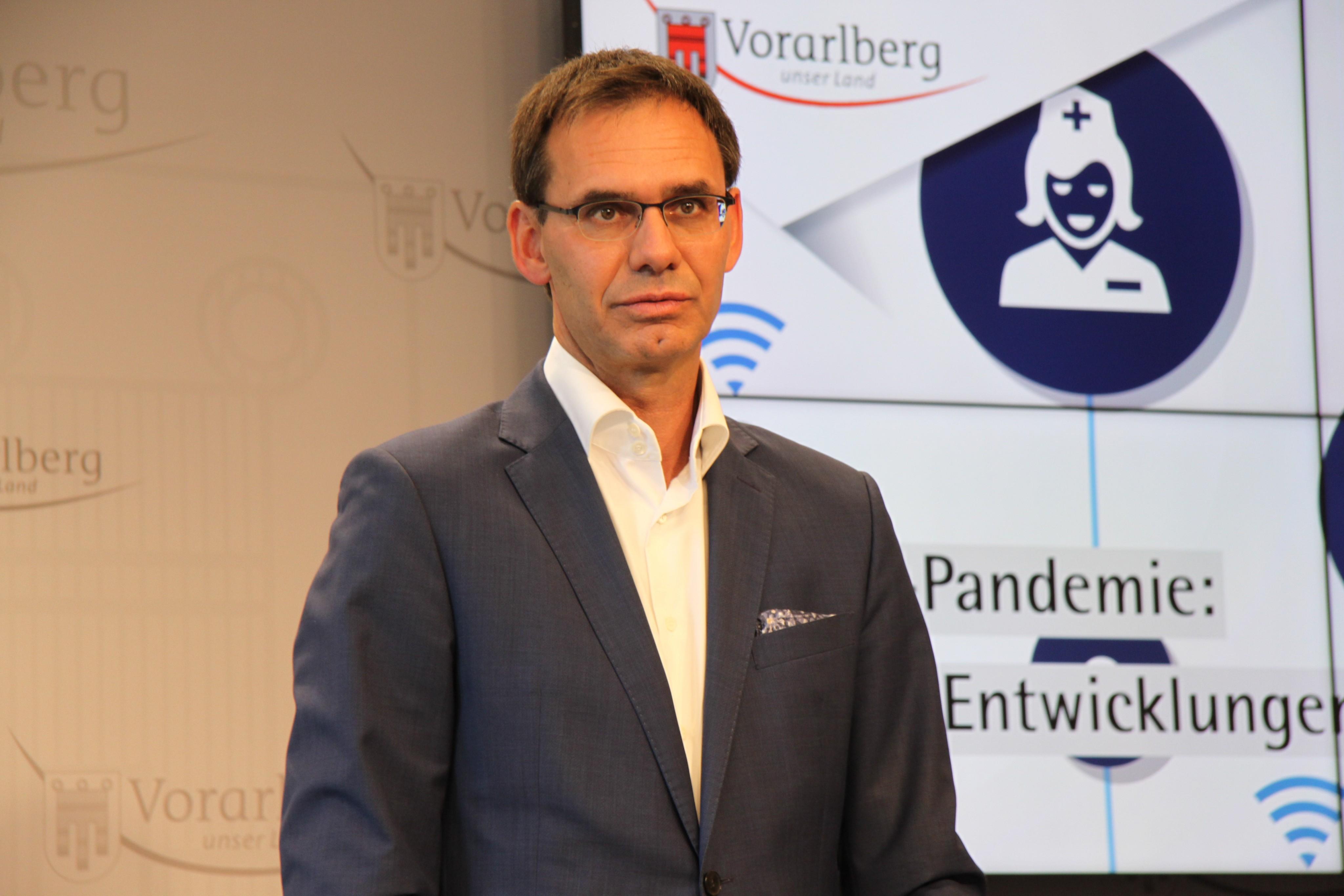 Vorarlberg auf roter Liste Belgiens: So reagiert Wallner