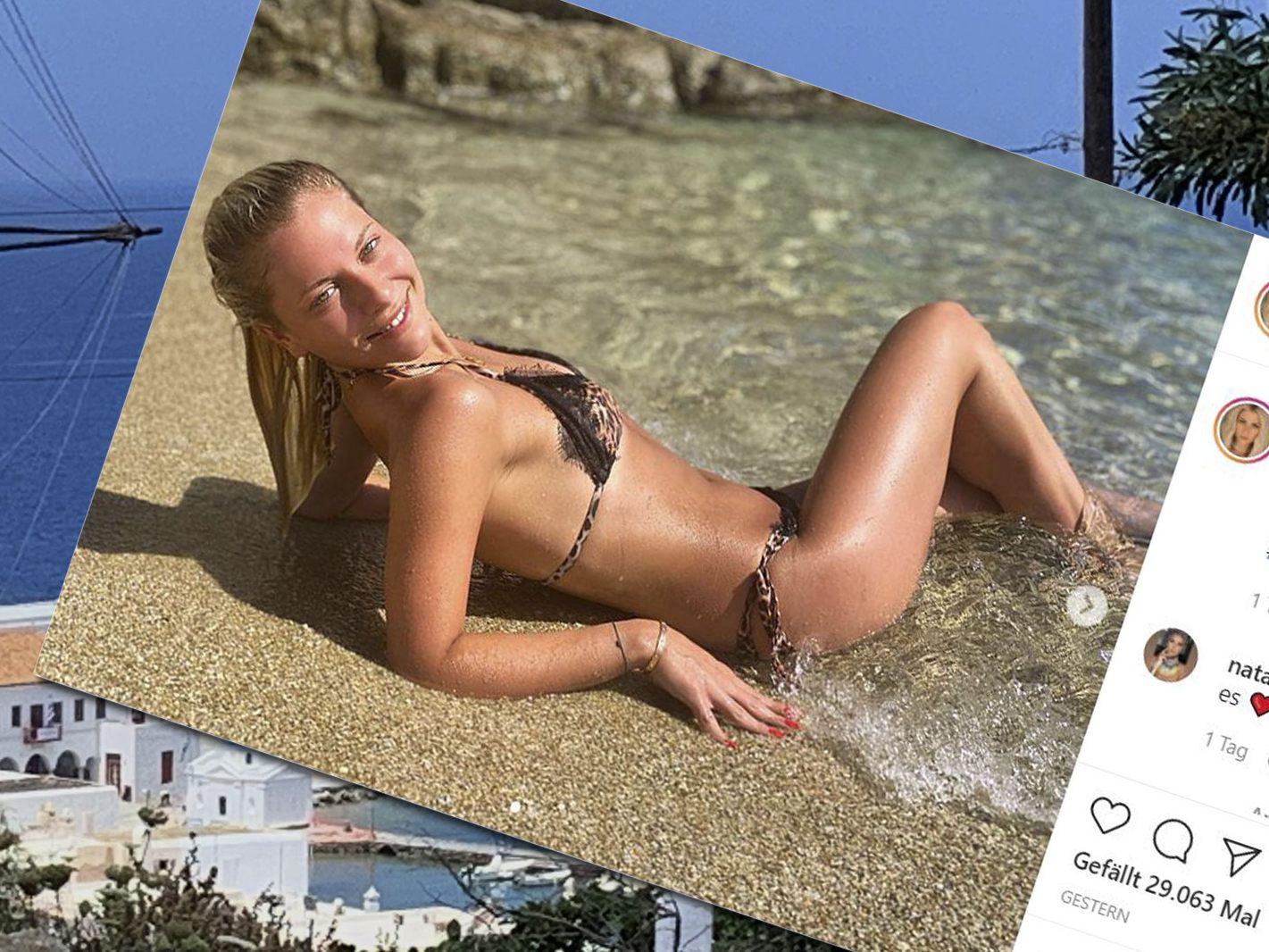 Bikini valentina pahde Valentina Pahde