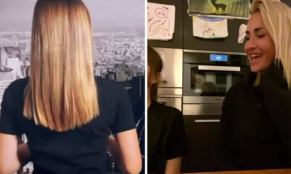 Gänsehaut-Moment: Sarah Connors Tochter ist ein Stimmwunder