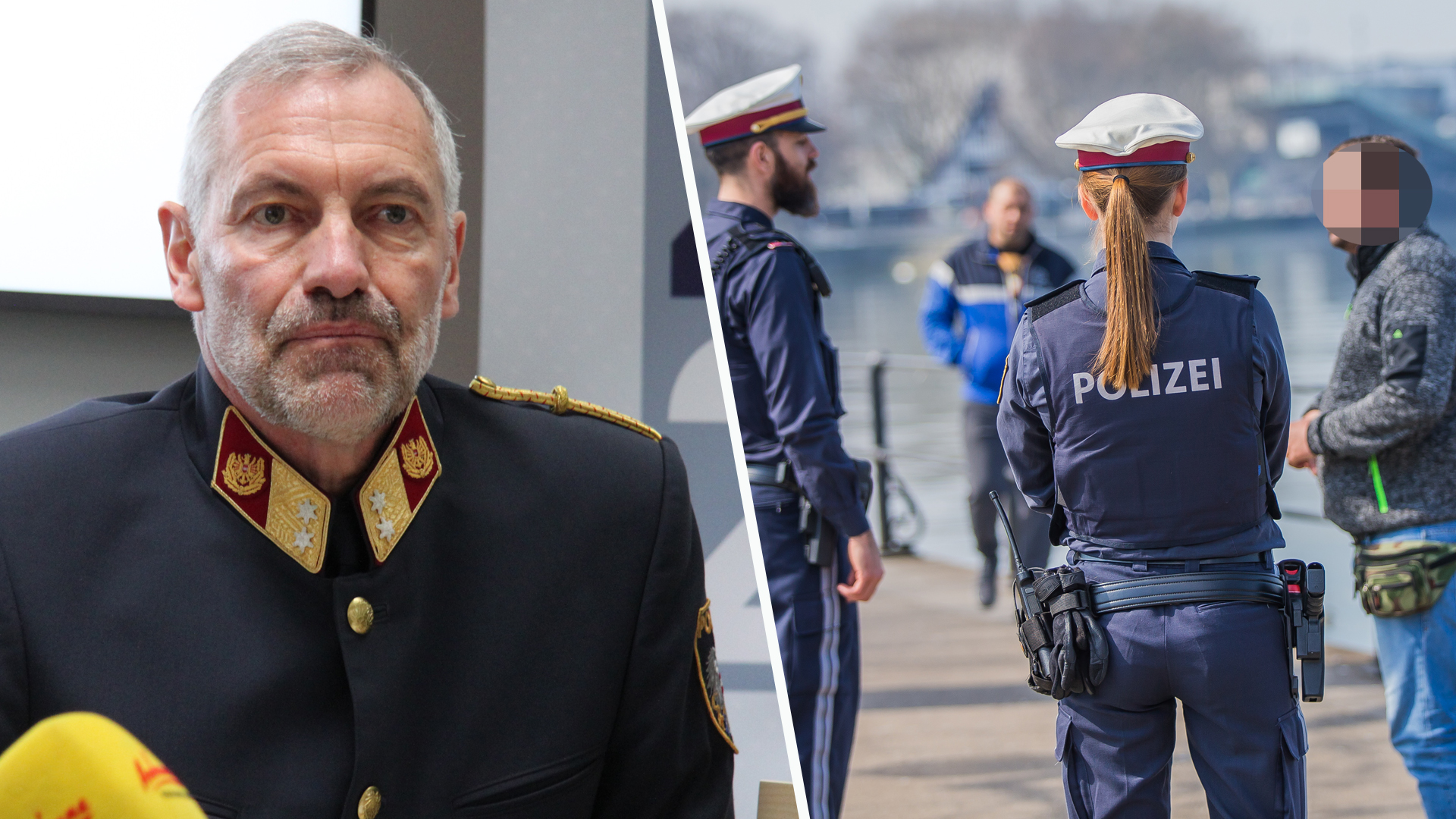 Sperrstunde und Anzeigen: Polizei kontrolliert wieder