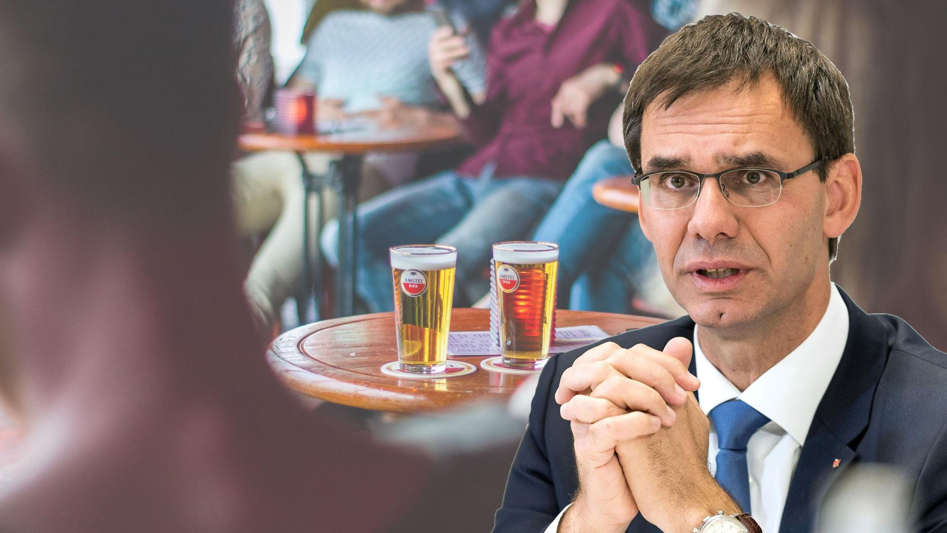 Corona: Lokale in Vorarlberg schließen nun um 22 Uhr