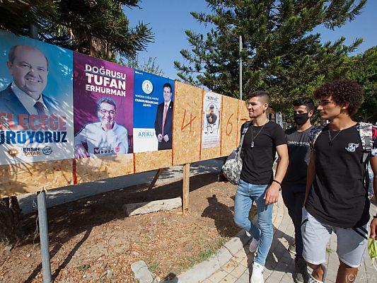 Stichwahl um Präsidentenamt in Nordzypern geplant