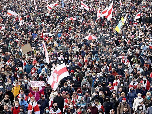 Seit mehr als zwei Monaten gibt es Proteste im Land
