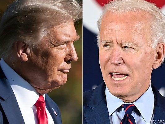 Trump weist sein Team zur Zusammenarbeit mit Biden an
