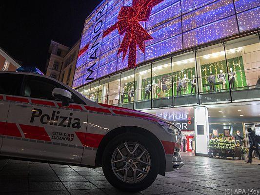 Schweiz: Messerattacke in Kaufhaus - womöglich terroristischer Hintergrund