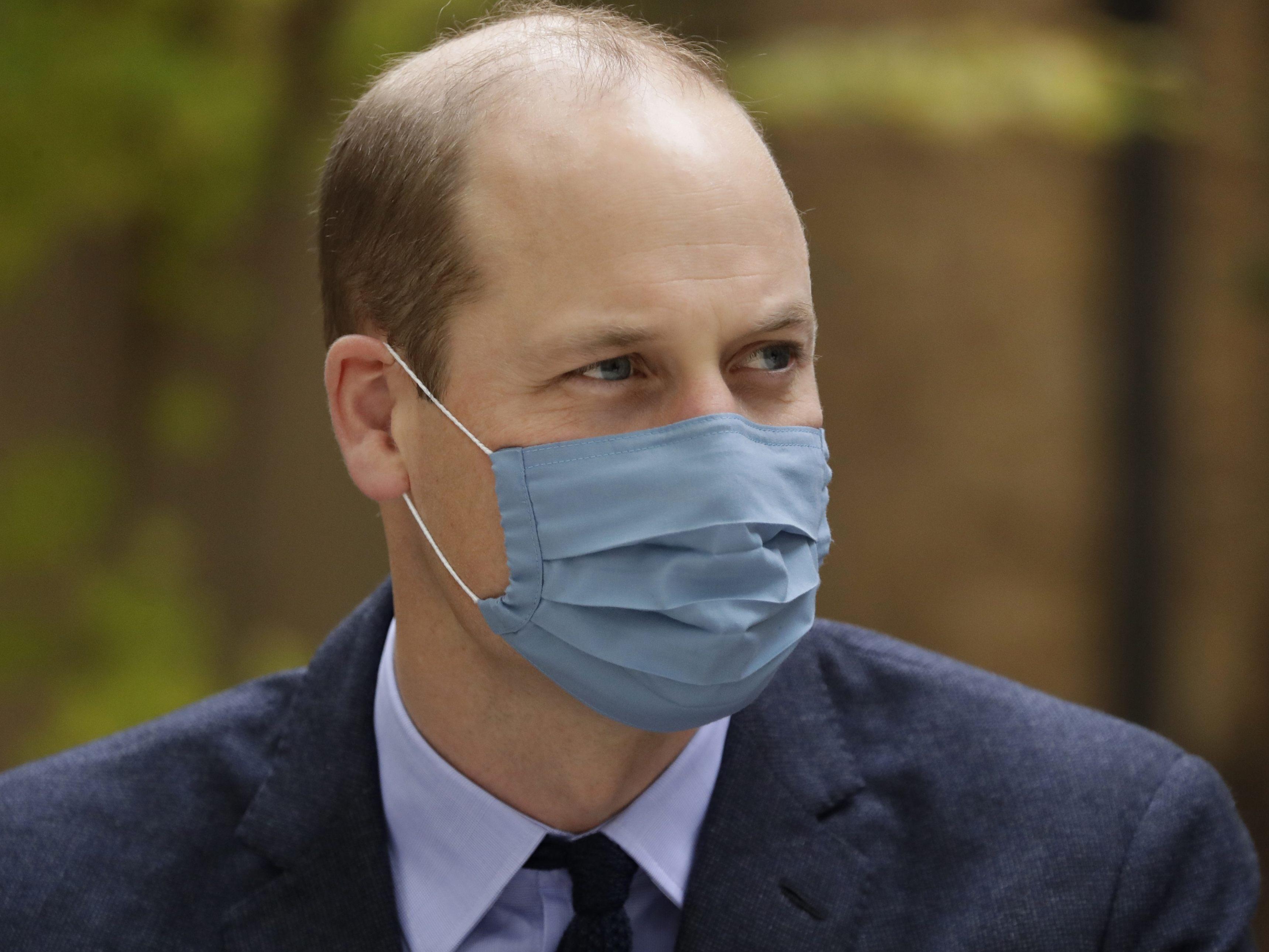 Prinz William war angeblich mit Corona infiziert