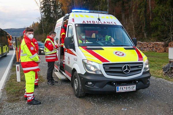 Schwerer Unfall auf der L50