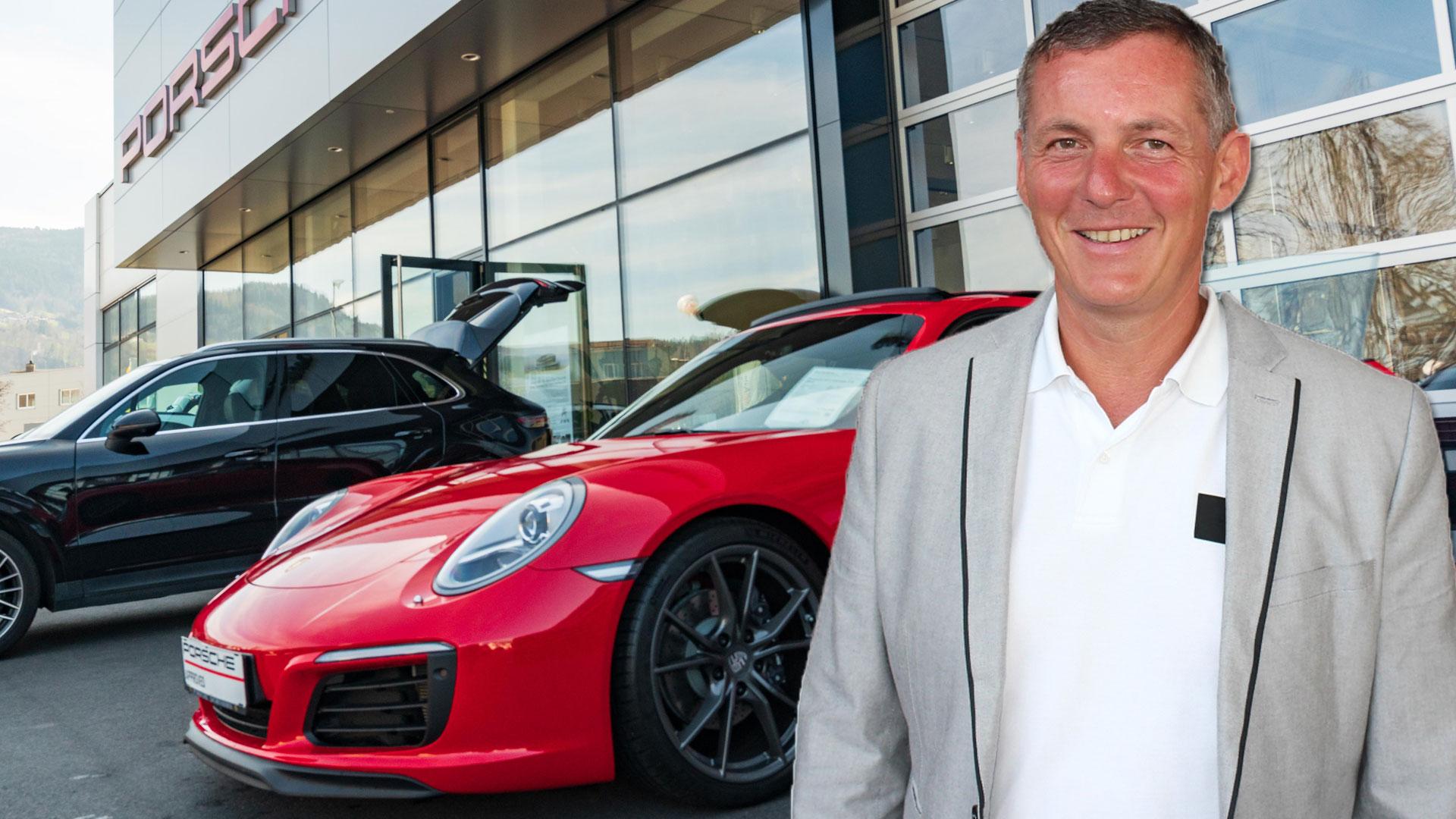Porsche Dornbirn: Beben in der Geschäftsführung?