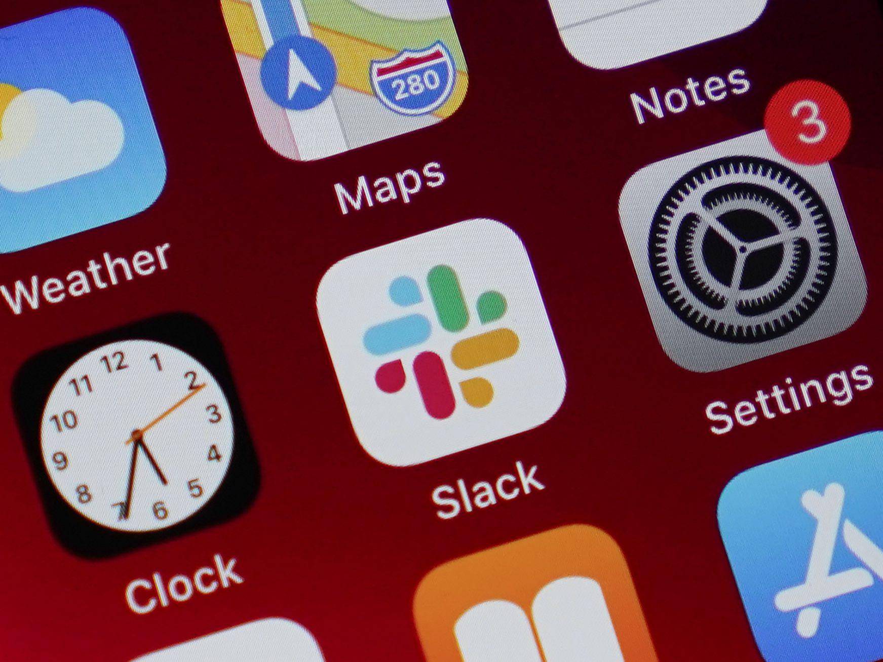 Für 23 Milliarden Euro - SAP-Rivale Salesforce übernimmt Slack