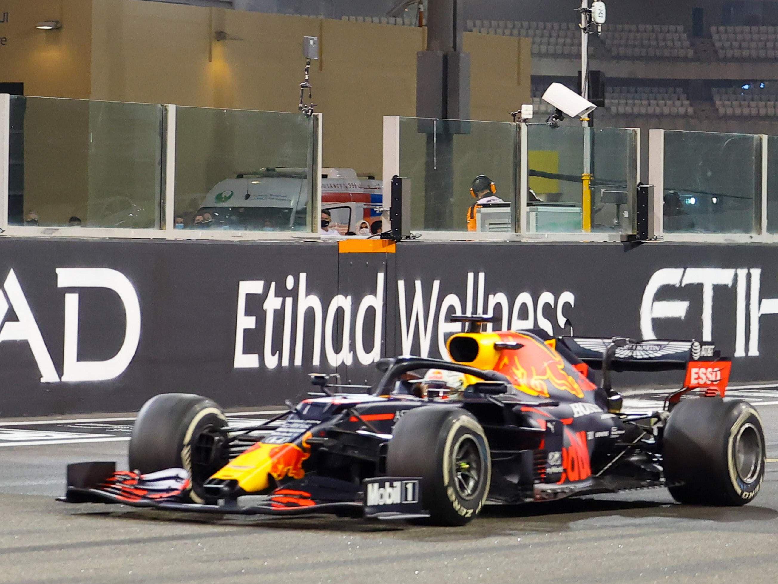 Saisonfinale in Abu Dhabi: Vettel in letzter Qualifikation im Ferrari ausgeschieden