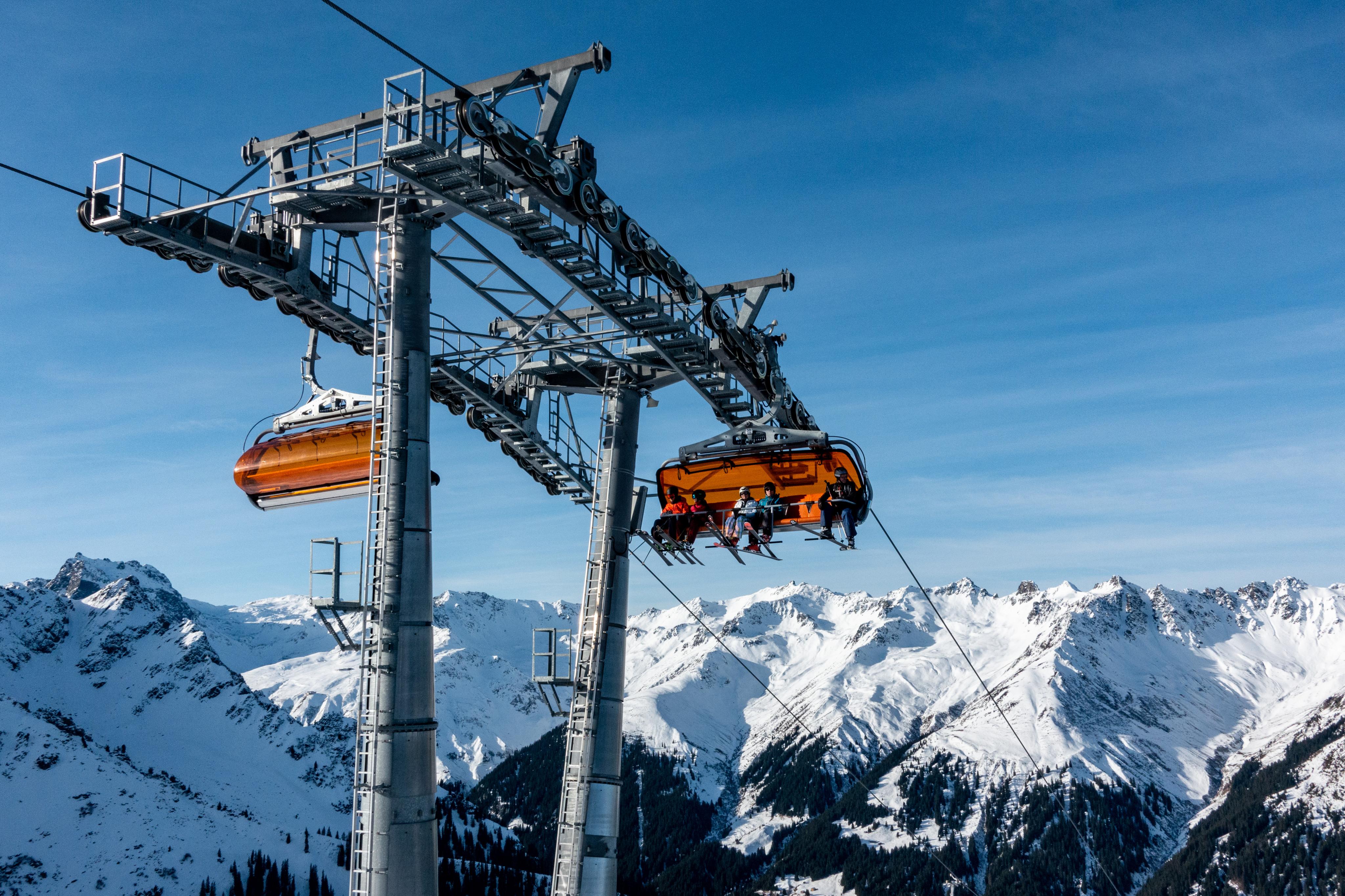 Skifahren ab Weihnachten: So reagieren die Vorarlberger Seilbahnen