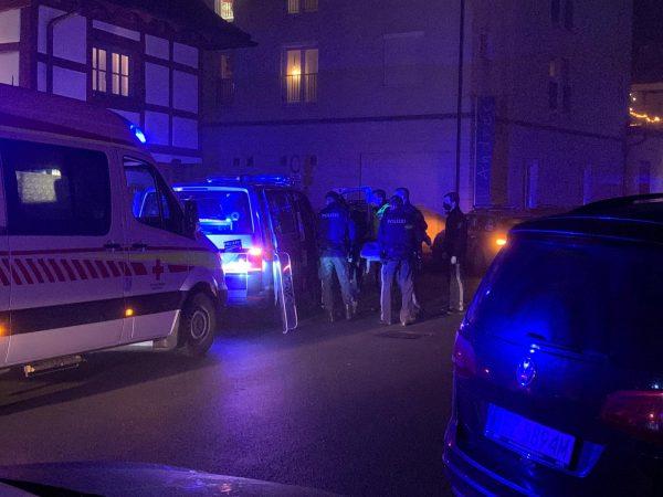 Zimmerbrand in Bregenzer Kolpinghaus