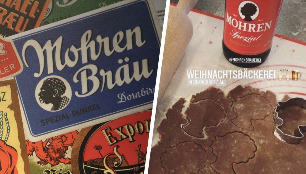 Mohrenbräu-Logo bewegt wieder die Gemüter