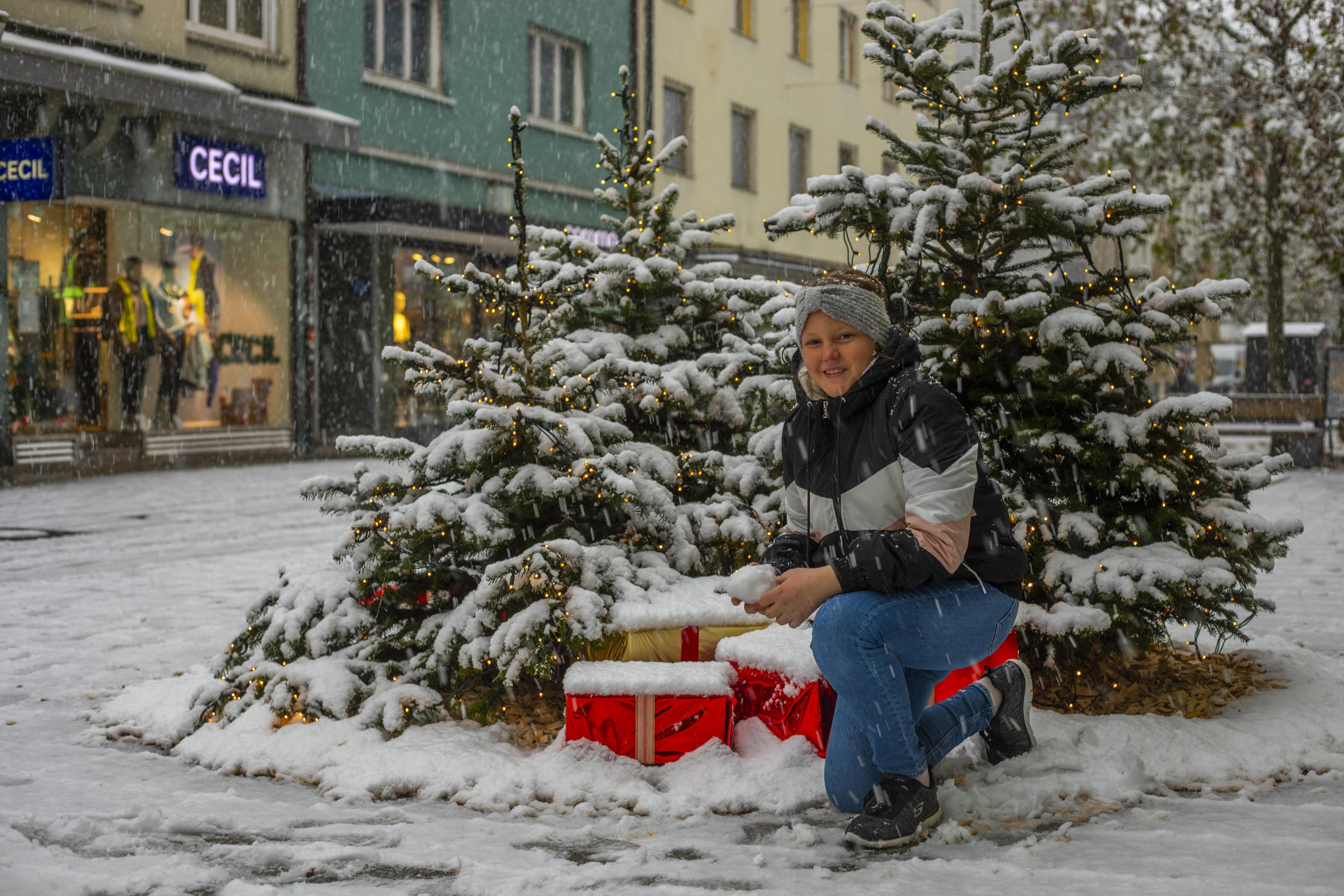 Es hat geschneit! Vorarlberg präsentiert sich angezuckert