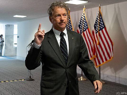 Anklage gegen Trump im Senat verlesen