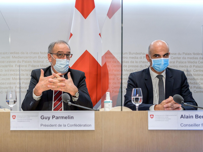 Erst zögern, dann verschärfen: Die Schweiz geht in den Lockdown
