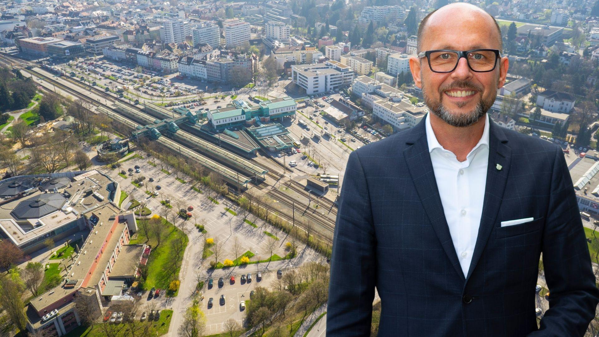 """Stadtrat gibt grünes Licht für Projekt """"Bregenz Mitte"""""""