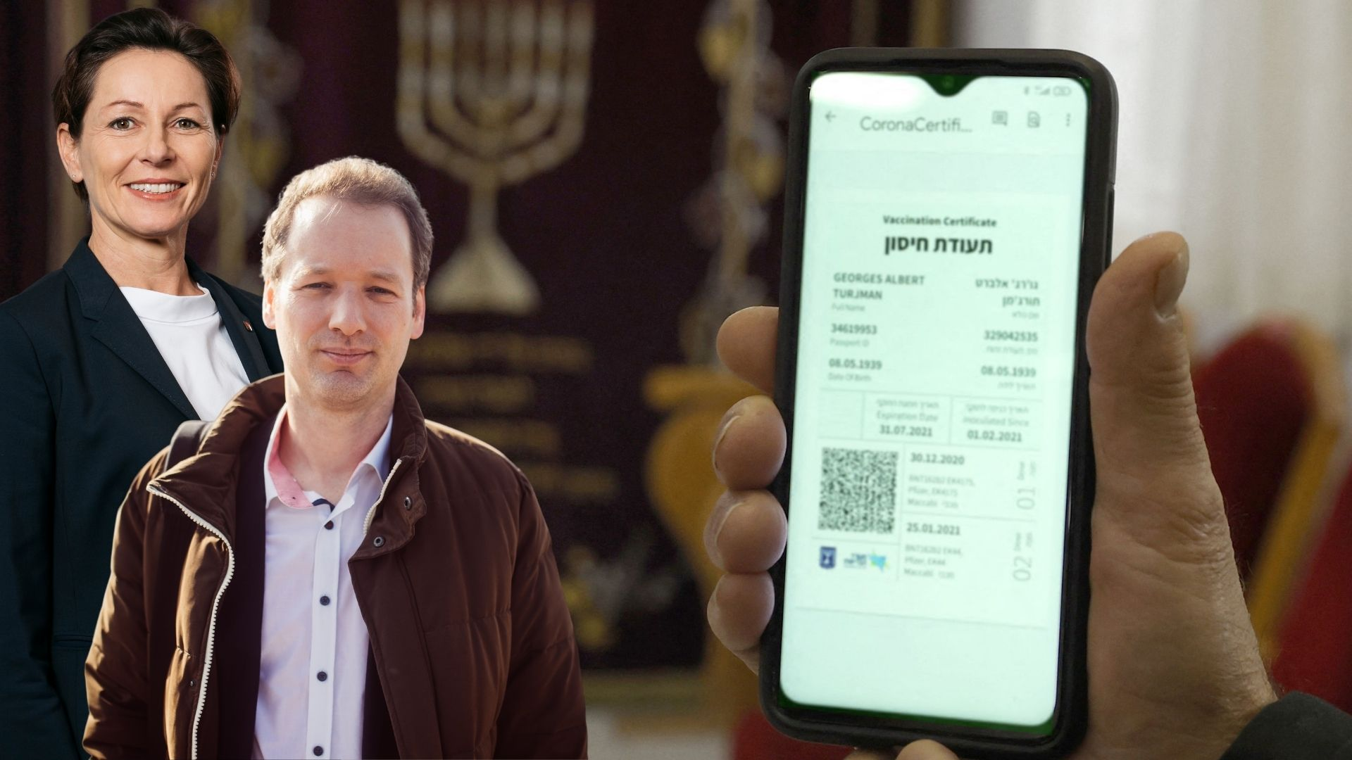 Vorbild Israel: Kommt ein Impfpass für Vorarlberg?
