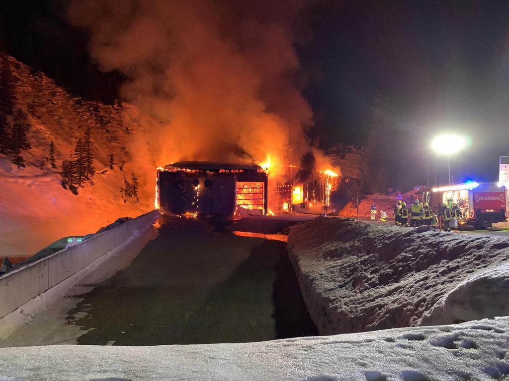 Technischer Defekt als Ursache für Feuer im Heizwerk Lech