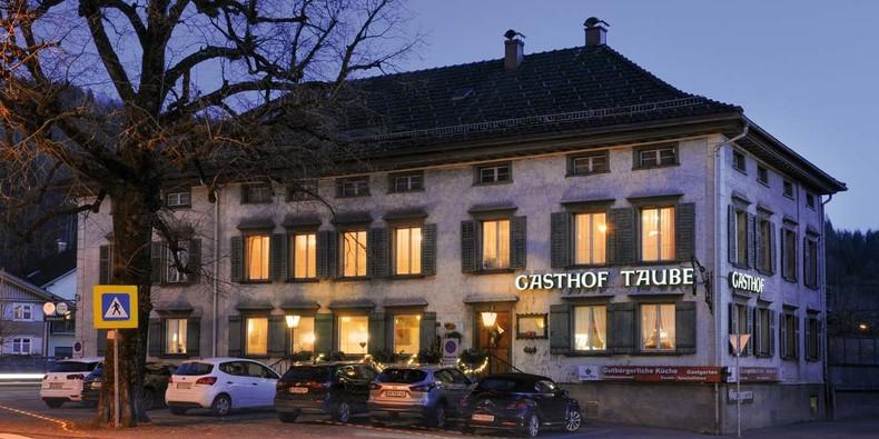 Vorarlberg: Neuer Besitzer für Rankler Gasthof Taube