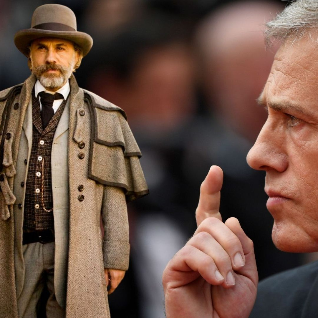 Schauspiel-Superstar Christoph Waltz.