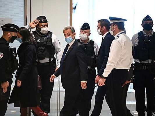 Jahre Haft für Frankreichs Ex-Präsident Sarkozy