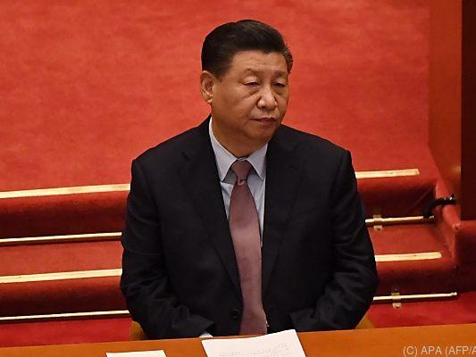 Erstmals seit 30 Jahren: EU-Sanktionen gegen China