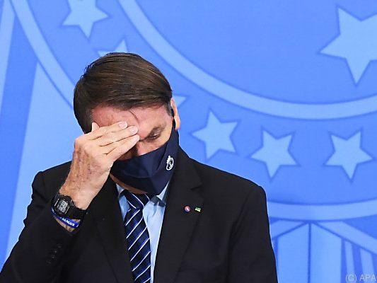 Brasilien - Top-Minister kehren Regierung Bolsonaro den Rücken