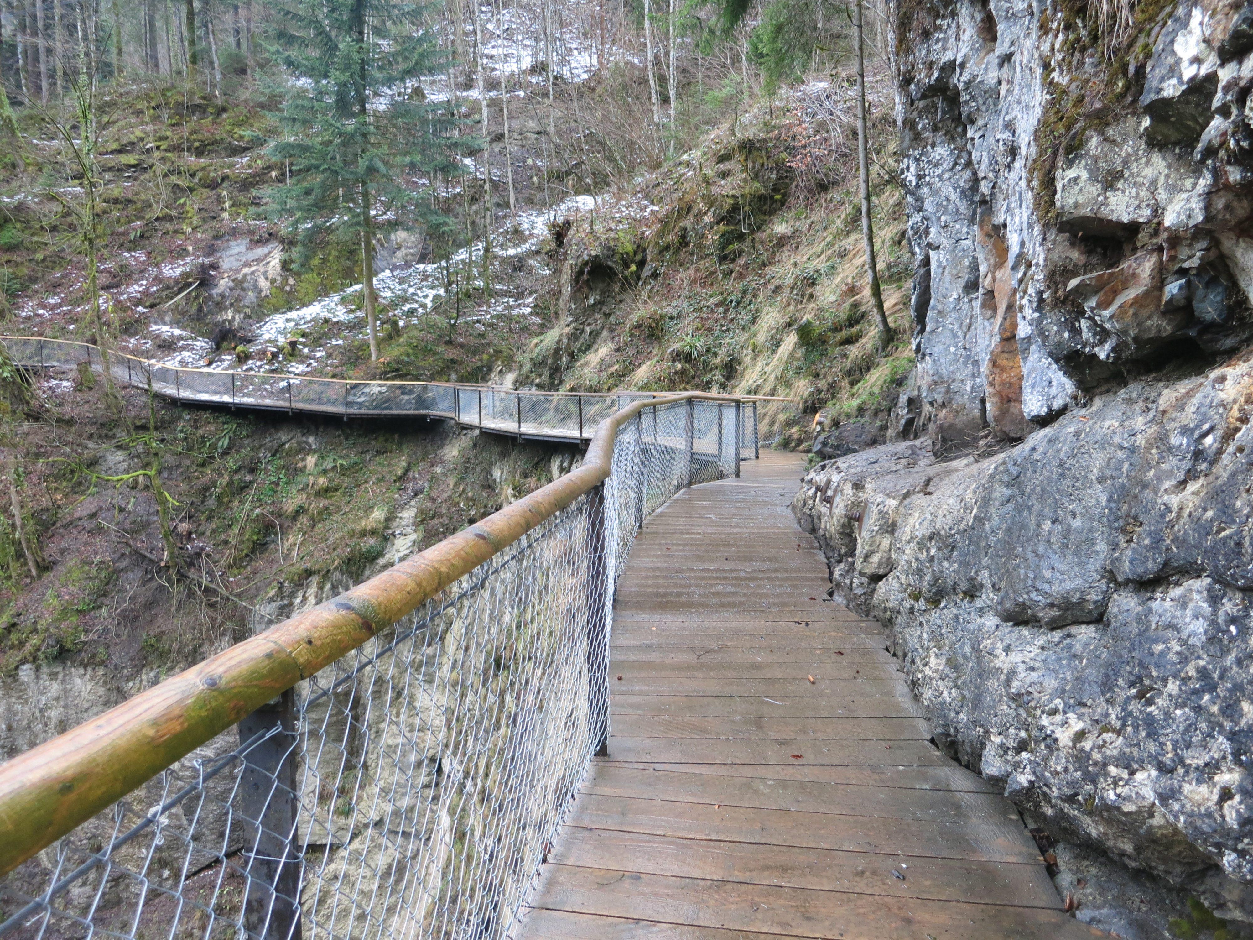 Vorarlberg-Rappenlochschlucht-wieder-begehbar