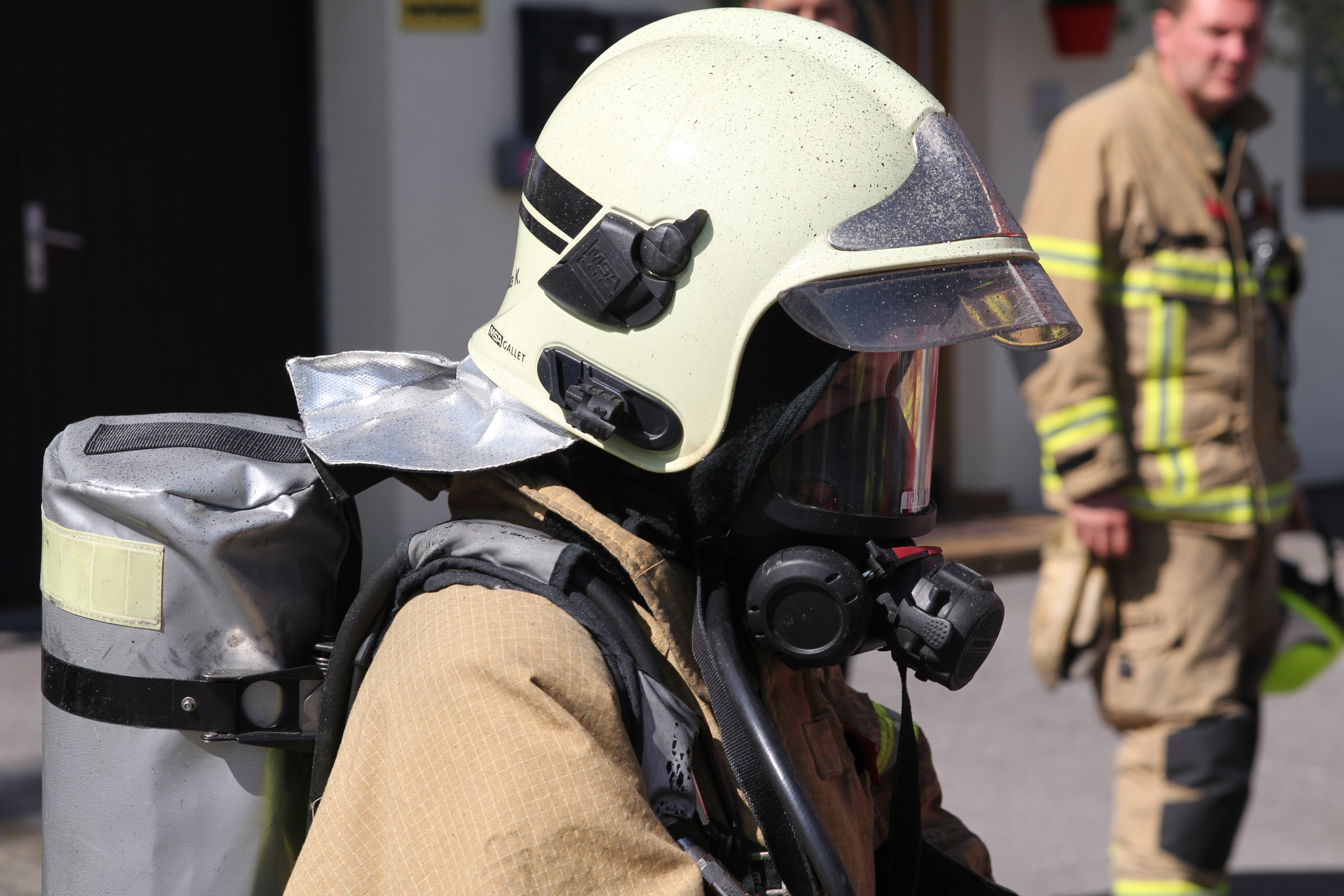 Brand-Alarm in Dornbirn: Poolabdeckung verschmort