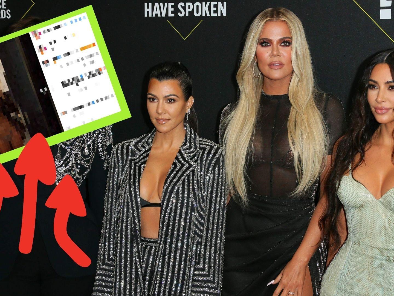Schwestern nackt jenner Kendall Jenner