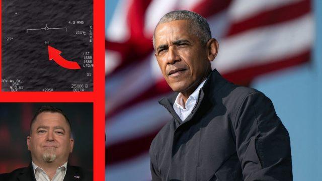 Obama and Elizondo