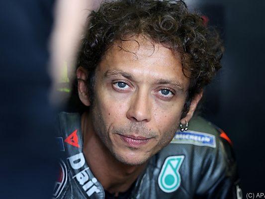 Motorrad-Superstar Rossi hört am Saisonende auf