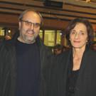 Im Gespräch: LR Bernadette Mennel und Direktor Hanno Metzler.  - Im Gespräch: LR Bernadette Mennel und Direktor Hanno Metzler.
